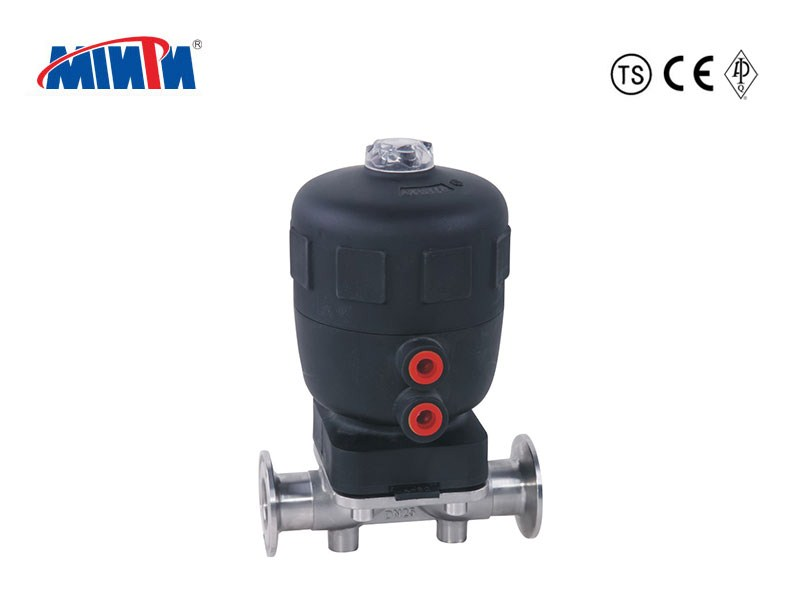 MT-D5 Pneumatic diaphragm valve
