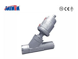 MT-H3 Pneumatic Angle Seat Valve